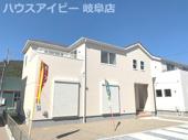 岐阜市日野南新築建売 全3棟!堂々完成です! お車並列4台駐車OK!の画像