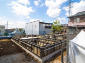 上尾市五番町 1期 新築一戸建て リーブルガーデン 02の画像