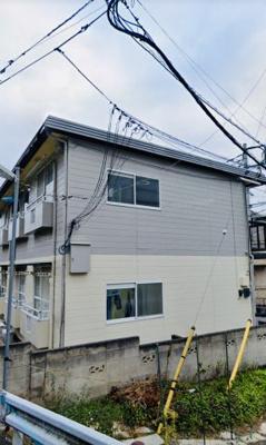 【外観】【一棟売物件】南浦和駅◆徒歩10分◆アパート