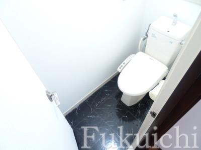 【トイレ】碑文谷5丁目戸建て