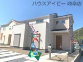 岐阜市日野南新築建売 お車並列4台駐車OK!の画像