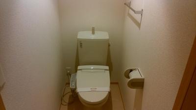 【トイレ】アーバンキャンドルⅡ A