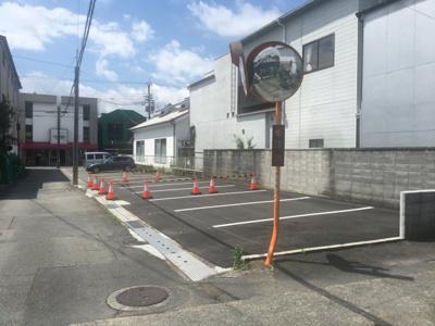 【外観】魚屋町駐車場