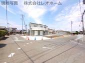 現地写真掲載 新築 富岡市内匠IS1-E の画像