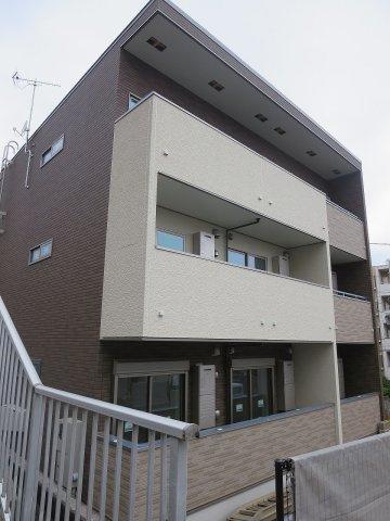 横浜市緑区長津田町のアパートの画像