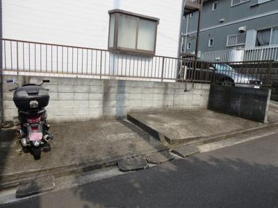 駐輪・バイク置場無料