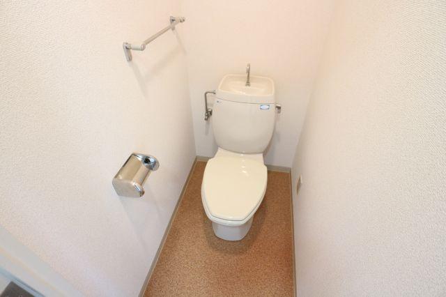 【トイレ】マンショングランドモナーク