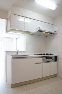 対面式キッチン採用!