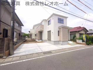 現地写真掲載 新築 高崎市井野町IS3-1 の画像