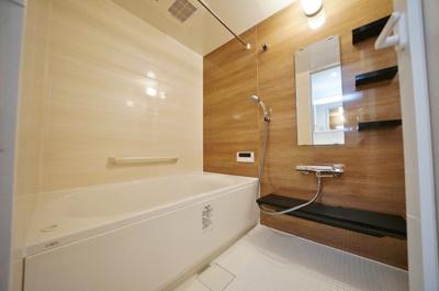 【浴室】グレーシア横濱西