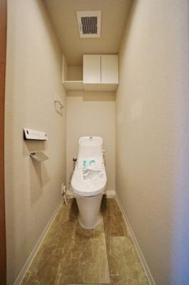 【トイレ】グレーシア横濱西