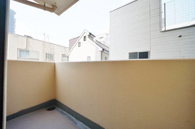 【バルコニー】ライオンズマンション横浜第3