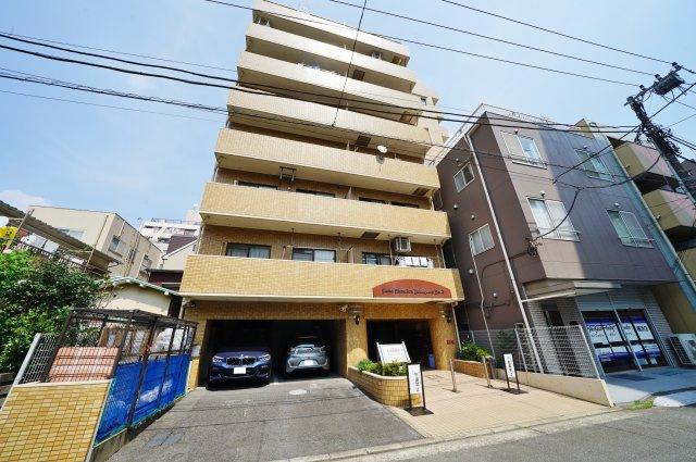【居間・リビング】ライオンズマンション横浜第3