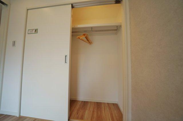 【収納】ライオンズマンション横浜第3