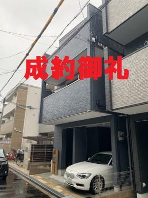 【外観】生野区巽北戸建