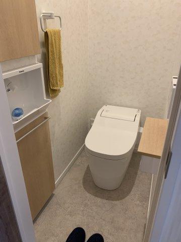 【トイレ】生野区巽北戸建