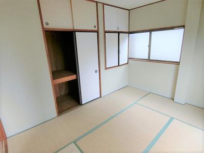 【居間・リビング】野木マンション昭島