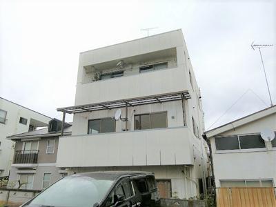 【外観】野木マンション昭島