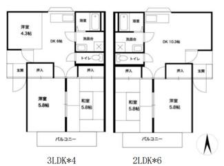 【一棟売物件】熊谷市◇アパート◇