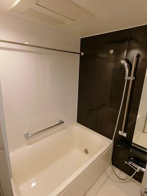 【浴室】オープンレジデンシア新宿余丁町
