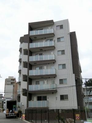 【外観】オープンレジデンシア新宿余丁町