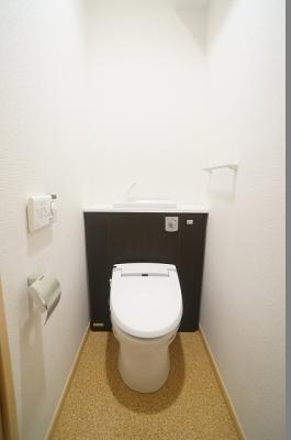 【トイレ】パープルコート・アゼリア