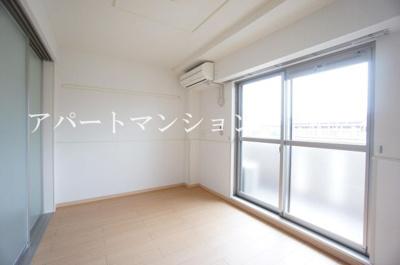 【寝室】メゾン ビオラティ