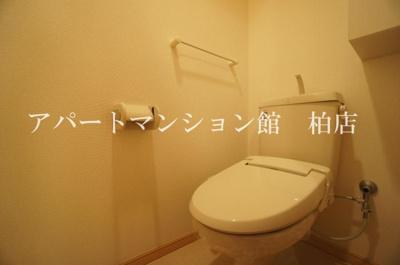 ★温水洗浄便座