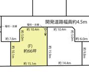 鴻巣市箕田の売地 F区画の画像