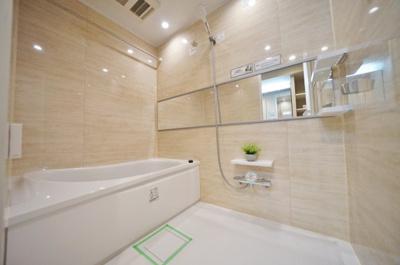 【浴室】パイロットハウス星川A棟