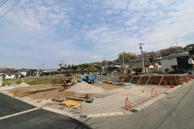 【外観】壱町田分譲地(5区画)4号地