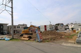 【外観】壱町田分譲地(5区画)1号地