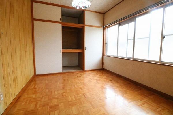 2階4.5帖洋室♪