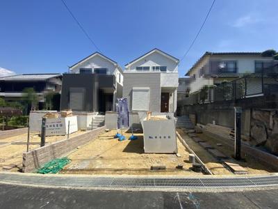 【外観】神戸市垂水区本多聞6丁目 2号棟 新築戸建