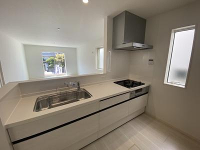 【キッチン】神戸市垂水区本多聞6丁目 2号棟 新築戸建