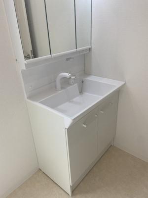 【独立洗面台】神戸市垂水区本多聞6丁目 2号棟 新築戸建
