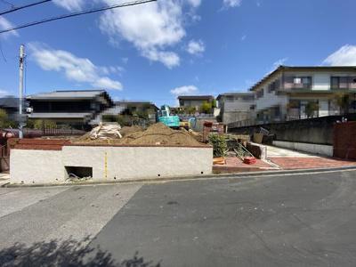【外観】■成約済■神戸市垂水区本多聞6丁目 1号棟 新築戸建