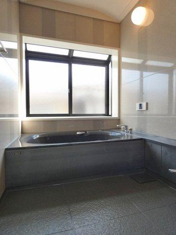 サウナ―付浴室