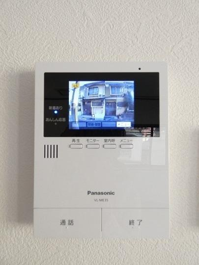 TVモニターインターホン