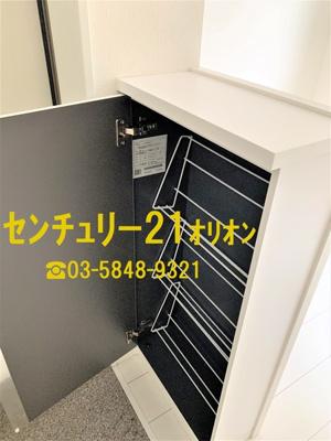 【収納】クラッセ練馬3