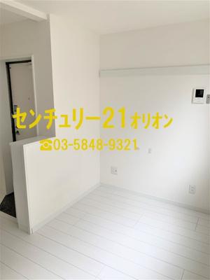 【居間・リビング】クラッセ練馬III-2F