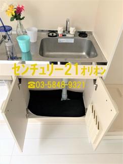 【キッチン】クラッセ練馬3