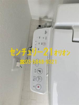 【設備】クラッセ練馬III-2F