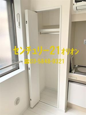 【収納】クラッセ練馬III-2F