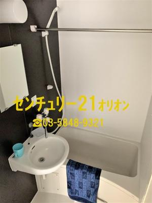 【浴室】クラッセ練馬III-2F