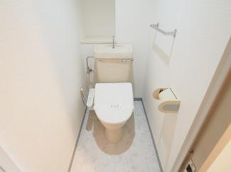 【トイレ】シャルマンコーポ野洲II