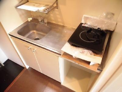 【キッチン】デトムワン一条通