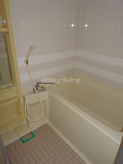 【浴室】恵比寿アーバンハウス