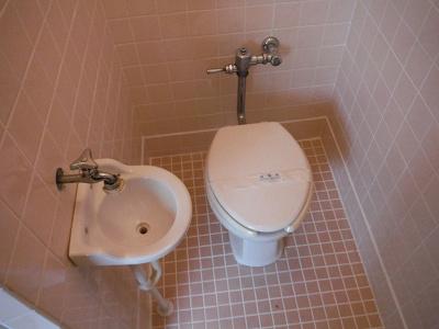 【トイレ】エキスポマンション