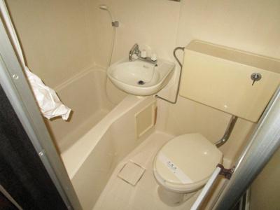 【浴室】プレミール高円寺
